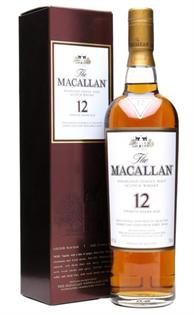 The Macallan Scotch Single Malt 12 Year 1.75l